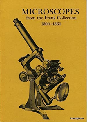 Microscopes From the Frank Collection, 1800-1860. Illustrating: Nuttall, R. H.