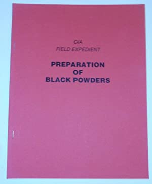 CIA Field Expedient Preparation of Black Powders