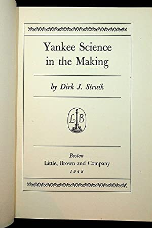 Yankee Science in the Making