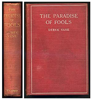 THE PARADISE OF FOOLS.: Vane, Derek. pseud