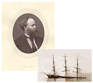 SAMUEL PLIMSOLL: Original 1876 Photographic Portrait of Samuel Plimsoll M.P. The Sailors Friend
