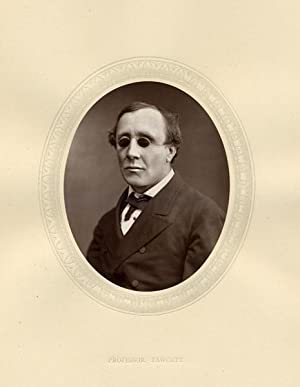 Henry Fawcett, M.P., Original 1876 Photographic Portrait