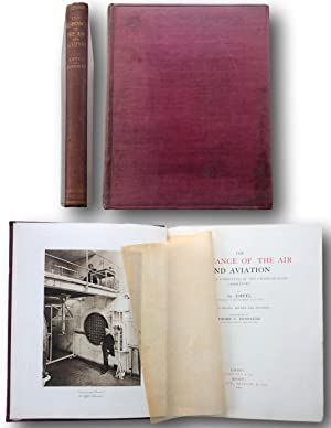 THE RESISTANCE OF THE AIR AND AVIATION:Experiments: EIFFEL,Gustave. HUNSAKER, Jerome