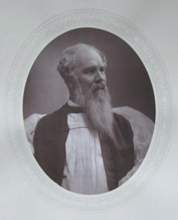 1883 Photographic Portrait of the Rev John Charles Ryle 1816-1900