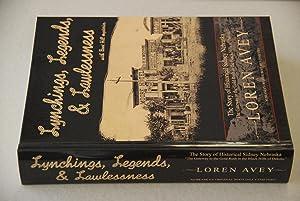 Lynchings, Legends, & Lawlessness: Avey, Loren