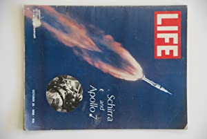 Life Magazine: October 25, 1968: various