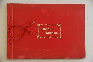 Utah Scenes: Wittemann, A.