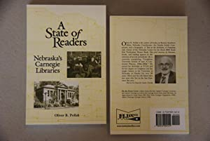 A State of Readers: Nebraska's Carnegie Libraries: Pollak, Oliver A.