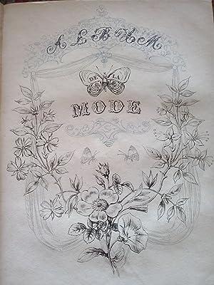 Album de la Mode. Chroniques du monde: Jules Janin, Eugène