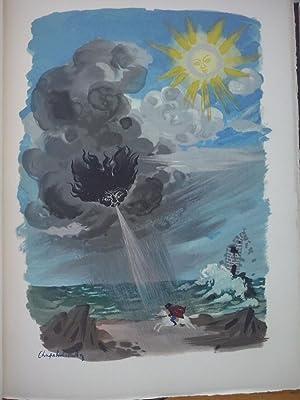 20 Fables.: La Fontaine. [Ilustradores: Brayer. Brianchon. Buffet. Caillard. Carzou. Chapelain-Midy...