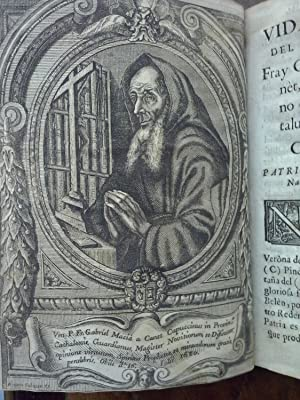 Vida, y virtudes del venerable padre fray Gabriel Macià de Canet. Religioso capuchino de la ...