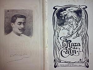 La raza de Caín (First edition): Reyles, Carlos (1868-1938)