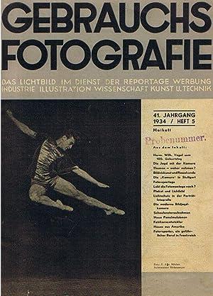 Gebrauchs-Fotografie und das Atelier des Fotografen. Das: Matthies-Masuren, F. (Schriftleitung),