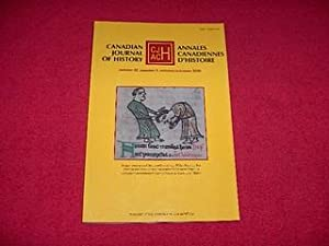 Canadian Journal of History [Volume 43, Number 2, Autumn 2008]