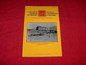 Canadian Journal of History [Volume 42, Number 2, Autumn 2007