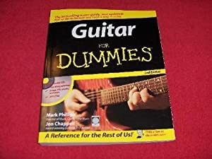 Guitar for Dummies [Second Edition]