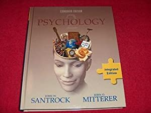 Psychology 2 [Canadian Edition]: Santrock, John W.;