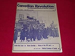 Canadian Revolution : An Independent Journal of Marxism-Leninism [Dec/Jan 1975, Vol. 1, No. 4]