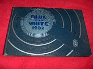 Blue and White: Yearbook of the Winnipeg General Hospital Student Nurses, Volume 11, 1932
