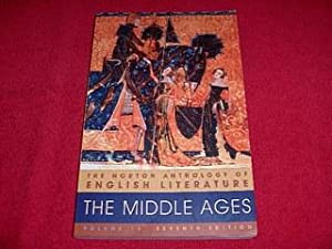 The Norton Anthology of English Literature: Middle: Abrams, Meyer Howard