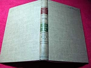 The Digest of All Canadian Case Law : 1928