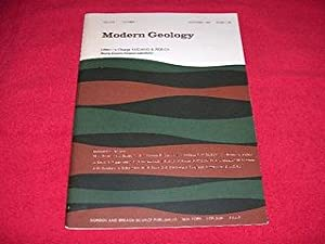 Modern Geology [Volume 1, Number 1, November 1969, Pages 1-95]