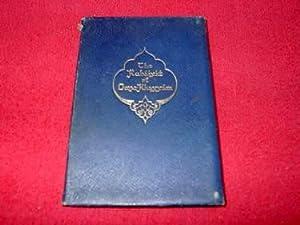The Rubaiyat of Omar Khayyam: Fitzgerald, Edward [Translator]