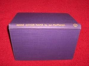 None Other Name: MacPherson, Ian