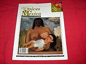 Voices of Mexico : Mexican Perspectives on Contemporary Issues [January - March 1995, Number 30]