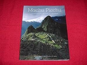 Machu Picchu : Unveiling the Mystery of: Burger, Richard L.