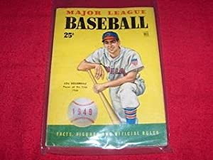 Major League Baseball 1949 : Facts, Figures: None Credited