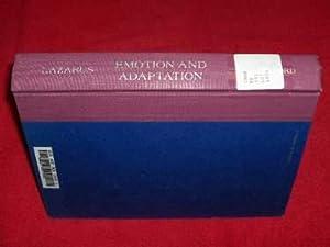 Emotion and Adaptation: Lazarus, Richard S.