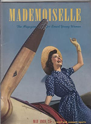 Mademoiselle: The Magazine for Smart Young Women. Vol. 7, Number 1.: MADEMOISELLE.