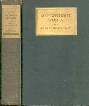 Men Without Women.: HEMINGWAY, Ernest.