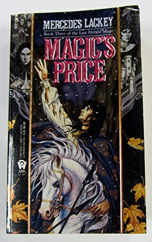 Magic's Price (#3 Last Herald-Mage Series)