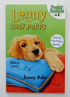 Lenny the Lazy Puppy - # 4 Puppy Friends