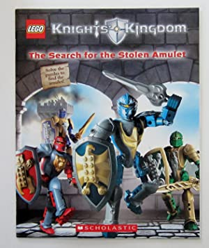 Knights' Kingdom: The Search for the Solen Amulet (LEGO)