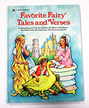 Favorite Fairy Tales and Verses (Golden Treasury)