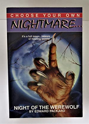 Night of the Werewolf - #1 Choose Your Own Nightmare