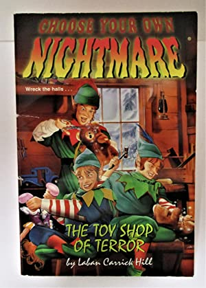 Toy Shop of Terror - #18 Choose Your Own Nightmare