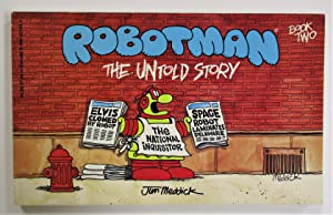 Robotman: The Untold Story - Book Two