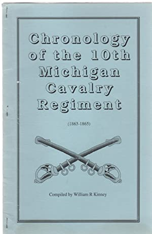 Chronology of the 10th Michigan Cavalry Regiment: Kinney, William R.