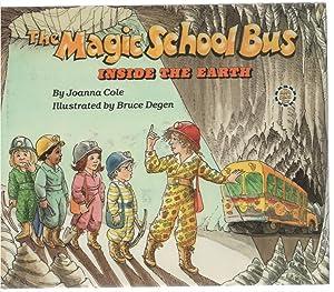 The Magic School Bus Inside the Earth: Cole, Joanna