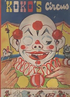 Koko's Circus: Hart, Hank
