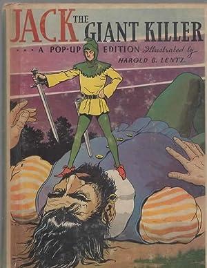 Jack the Giant Killer with Pop-Up Illustrations: Lentz, Harold B.