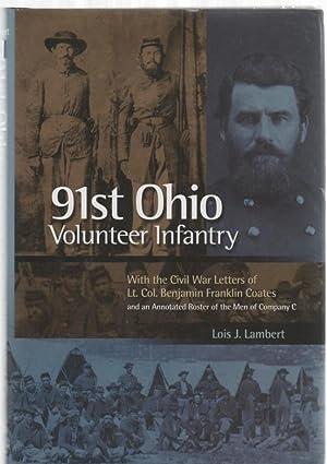Ninety-First Ohio Volunteer Infantry with The Civil: Lambert, Lois J.