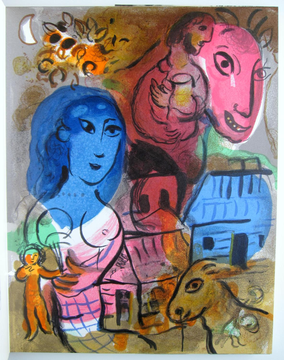 Homage to Marc Chagall. Special Issue of XXe.: Marc Chagall