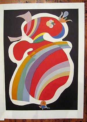 Derriere le Miroir. no. 179: Kandinsky