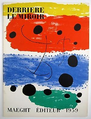 Derriere le Miroir. No. 117.: Miro