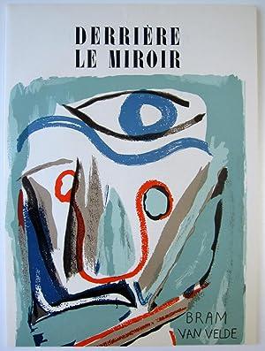 Derriere le Miroir. No. 43.: Bram van Velde